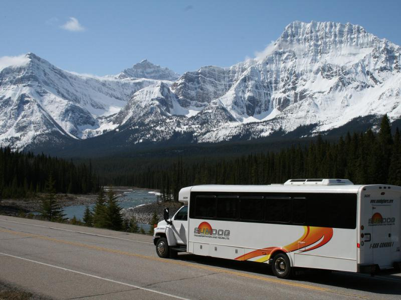 Sundog tour shuttle sm
